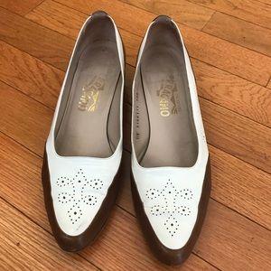 Authentic Ferragamo shoes !!! Size 7.5 B